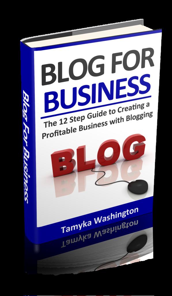 Blog for Business ebook