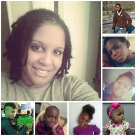 Tamyka Washington - Work At Home Mom of Seven