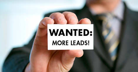 getting leads online