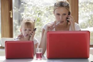 Aspiring Mom Entrepreneurs