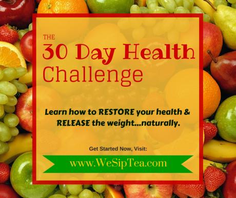 30 Day Iaso Health Challenge