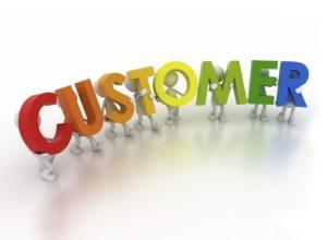 Get customers online