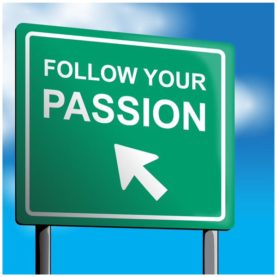 build a business around your passion