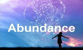 creating abundance