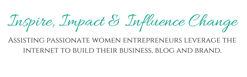 Assisting Passionate Women Entrepreneurs Leverage The Internet To Build Their Business, Blog And Brand | Tamyka Washington