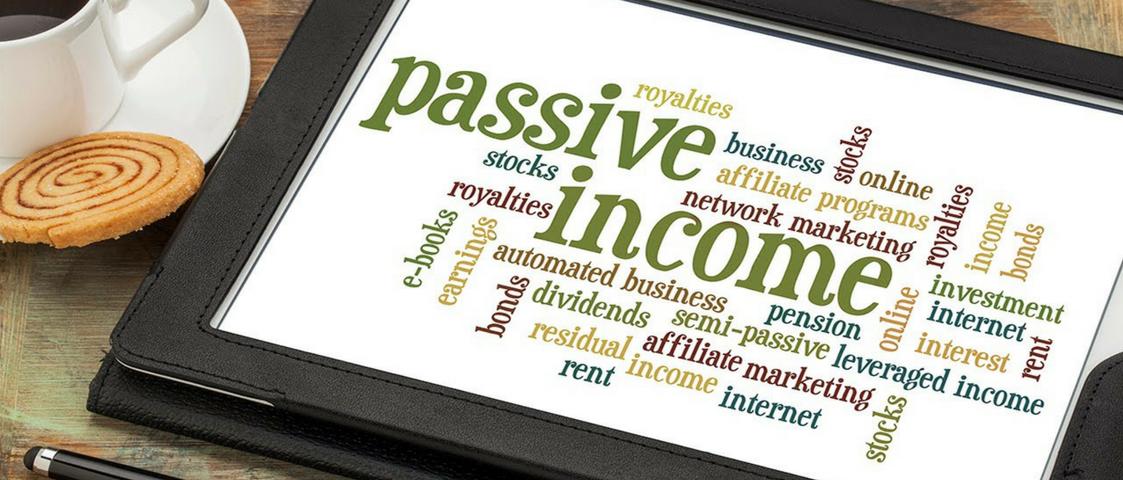 Passive Residual Wealth