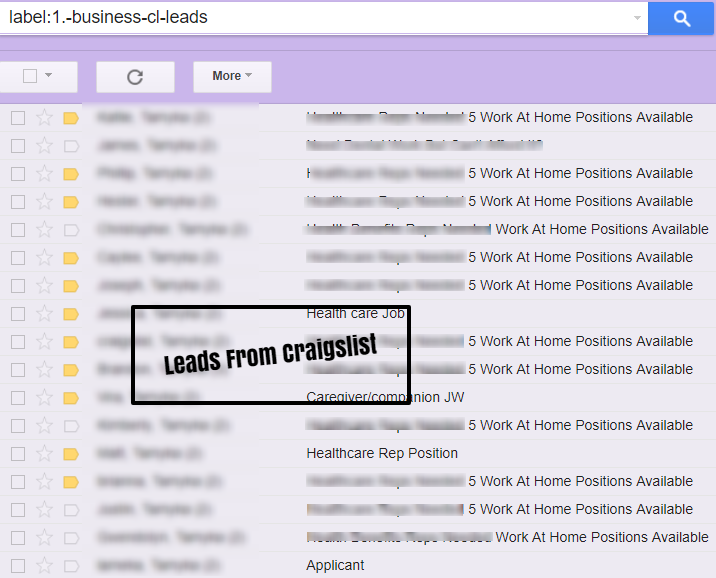 Email Leads | Leads From Craigslist